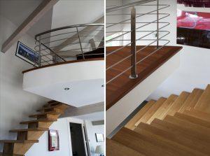 Escalier bois Pulsabois